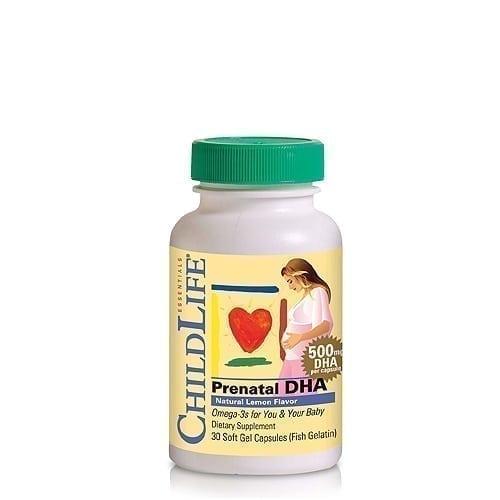 ChildLife Prenatal DHA Dietary Supplement