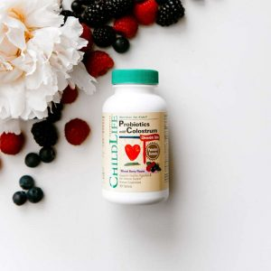 ChildLife-Essentials-Probiotics-with-Colostrum-Chewable-Tabs