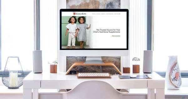 ChildLife-Essentials-Website-Launch