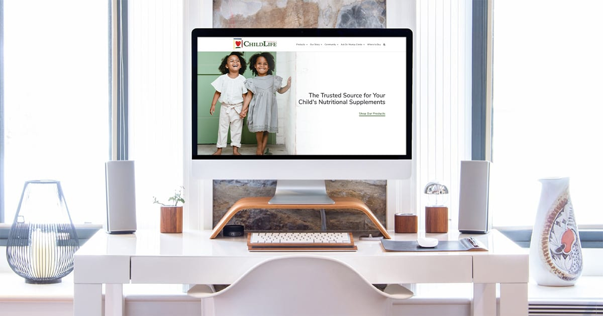 ChildLife-Essentials-Website-Launch