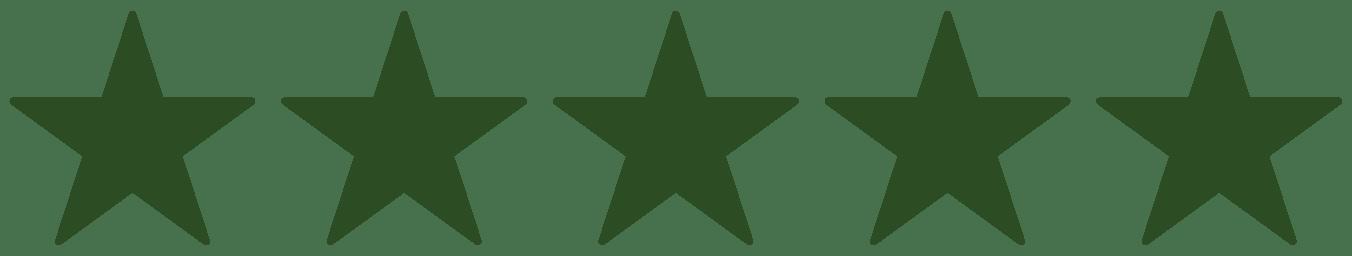 child-life-5-stars-green