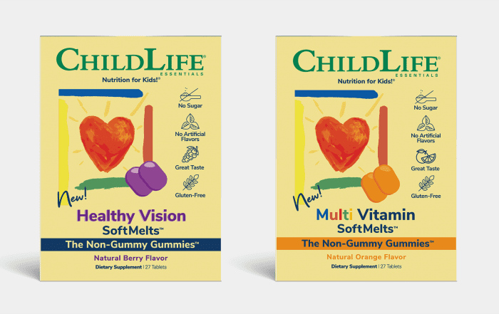 ChildLife Essentials SoftMelts Supplements