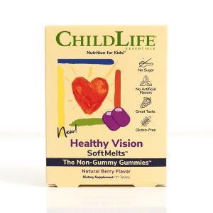 ChildLife SoftMelts Healthy Vision