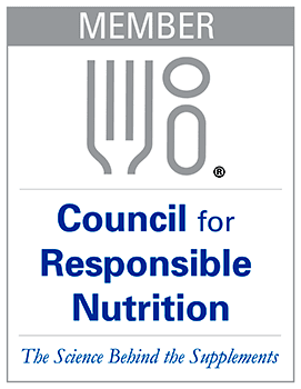 Council for Responsible Nutrition Member
