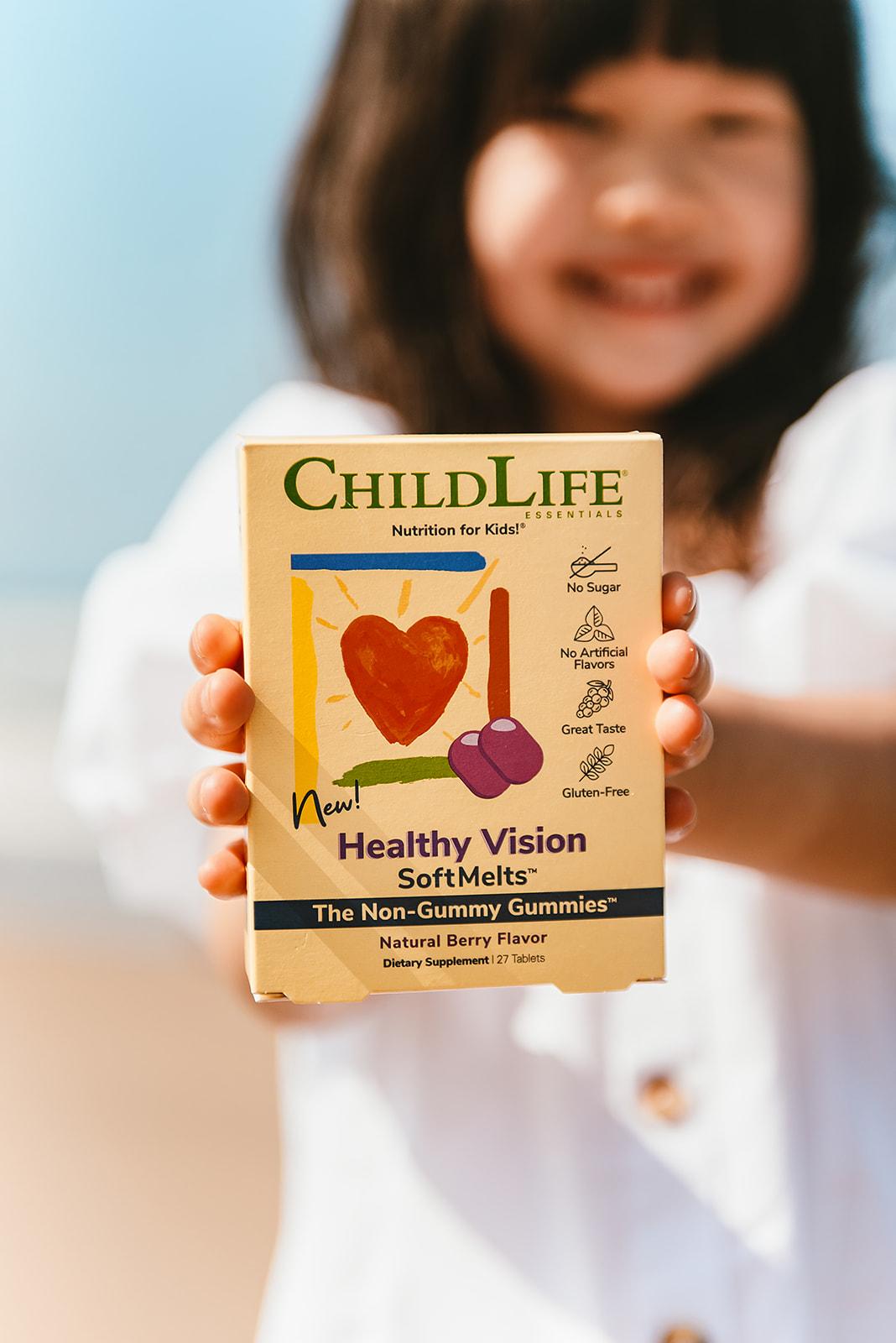childlife healthy vision softmelt gummies